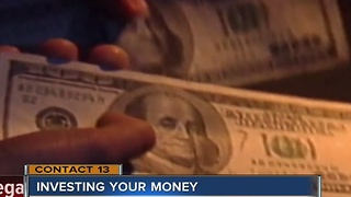 Contact 13 looks at how to invest your money - Video