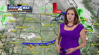 Jesse Ritka's Thursday 4pm Storm Team 4cast - Video