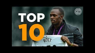 Top 10 Celebrity Football Fans - Video