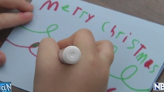 Oshkosh students deliver Holiday Mail for Heroes - Video
