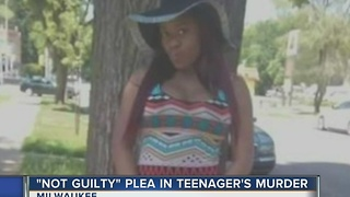 Suspect pleads not guilty in 15-year-old's homicide - Video