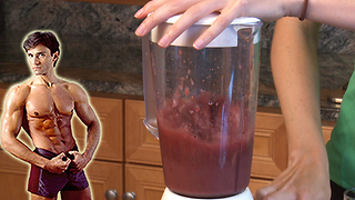 Anti-aging smoothies and health shakes - Video