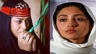 Elham Charkhandeh and Golshifteh Farahani from an actor point of view - Video