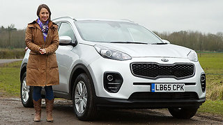 2016 Kia Sportage review - Video