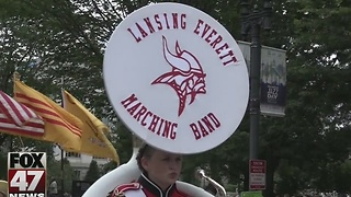 Everett High School band to perform at inauguration festivities - Video