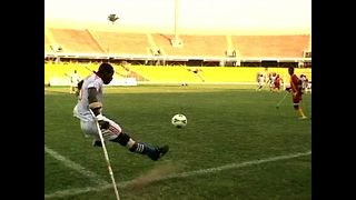 Amputee Soccer Championships - Video