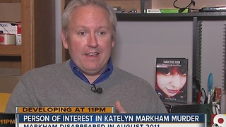 Katelyn Markham documentarian comments on 'person of interest' - Video
