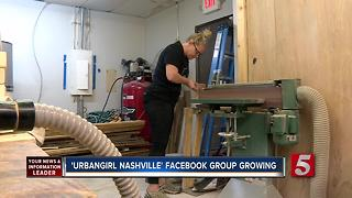 Facebook Group, Urbangirl Nashville, Continues To Grow As City Expands - Video