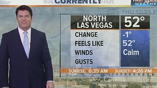 13 First Alert Forecast for Dec. 8 evening - Video
