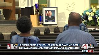 Special mass held to remember KCK Capt. Melton - Video