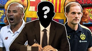 REVEALED: The Next Barcelona Manager Confirmed?! | #VFN - Video