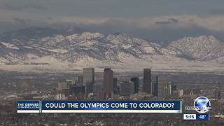 Denver committee formed to probe possible bid for Winter Olympics - Video