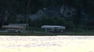 8-year-old boy drowns in Springfield Lake - Video