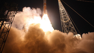 Rocket launch highlights for ULA Delta IV Medium+