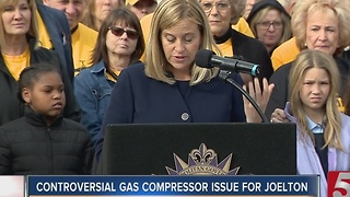 Mayor Barry Fights Against Joelton Gas Compressor Station