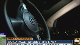 Chandler family targeted by road rage - Video