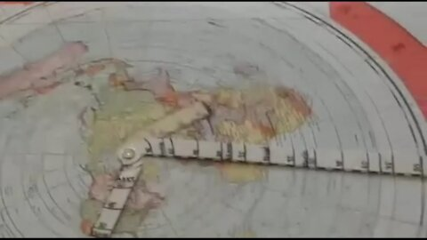 Telling The Time With A Gleason Map