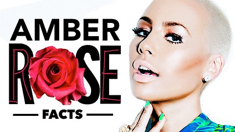 6 Amber Rose Facts You Need to Know