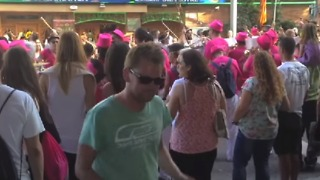 Dancing Through Barcelona Enjoying Primavera Sound Festival - Video