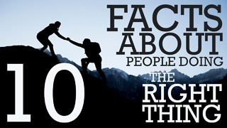 10 times people did the right thing - Video