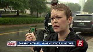 GOP Unveils Healthcare Bill; Tennesseans React - Video