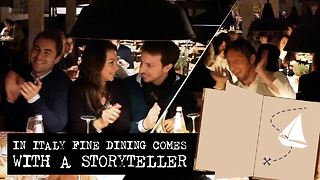 The best new dinner party trend? Storytellers - Video