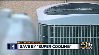 """Some keep homes """"super cool"""" during hot summer months"""