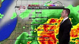 Dustin's Forecast 6-30 - Video