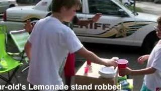 Digital Short: 9-year-olds robbed at lemonade stand in Lutz - Video
