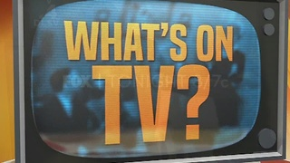 What's on TV Tonight 1/6/17 - Video