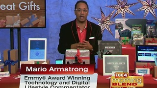 Last Minute Gift Ideas with Mario Armstrong 12/21/16 - Video