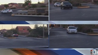 Drivers consistently ignoring stop sign in Mountain's Edge - Video