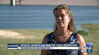 Status update on Rueter-Hess Reservoir - Video