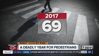 A look at efforts to prevent pedestrian deaths - Video
