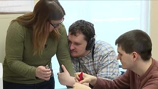 Local program helps autistic adults become independent - Video