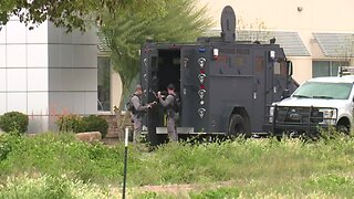 Phoenix Police situation at Dignity Health Laveen