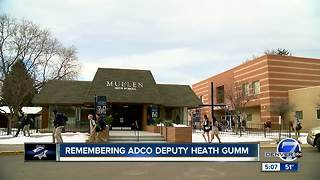 People share memories of Deputy Gumm - Video