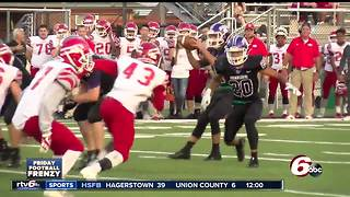 HIGHLIGHTS: Brownsburg 41, Fishers 13 - Video