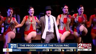 "Theatre Tulsa presents ""The Producers"""