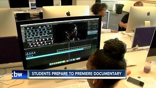 Young film makers ready to premiere documentary - Video