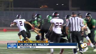 The Pro Treatment: La Jolla High vs. Hilltop High