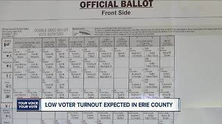 Voter turnout trending higher than most years - Video
