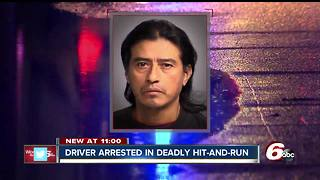 Arrest made in fatal hit-and-run that killed man in motorized chair - Video
