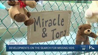 TPD confirm 2nd body found in case of missing children
