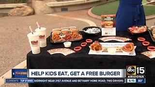 Help fight hunger and get a great deal at The Habit Burger Grill