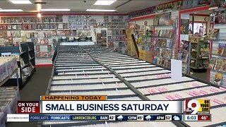 Local businesses gear up for Small Business Saturday