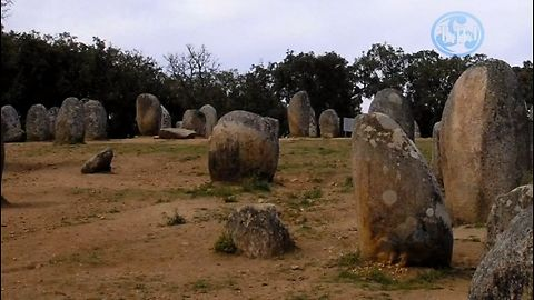 Португалия мегалиты и места силы Portugal megaliths