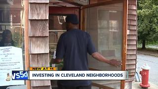 Investing in Cleveland neighborhoods
