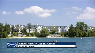 Police: Body of man recovered in Elkhart Lake - Video