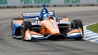 Scott Dixon discusses future races